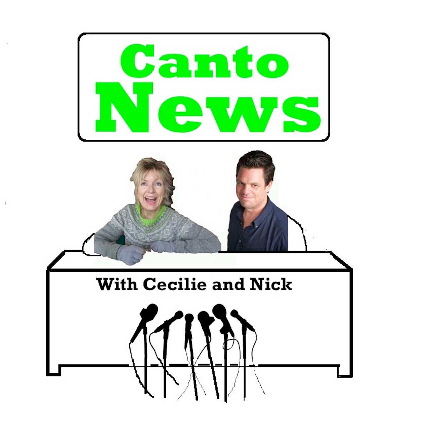 CantoNews Podcast